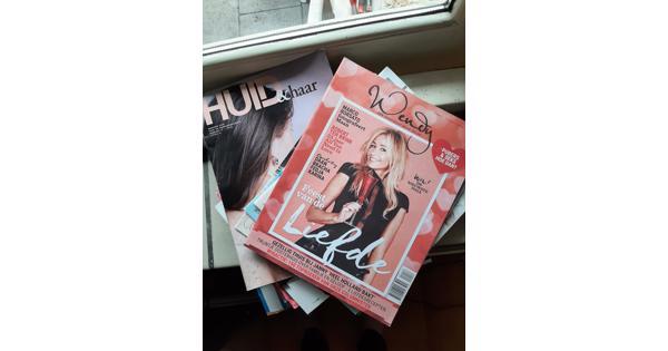 15 tijdschriften!